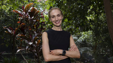 Professor Georgina Long has been named Outstanding Cancer Researcher of the Year.