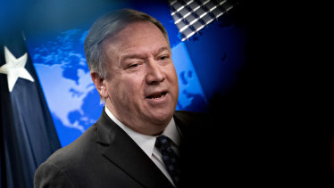 Secretary of State Mike Pompeo has become a driving force in the Trump administration's Iran policy.
