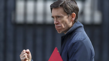 The surprise package of the round proved to be Rory Stewart.