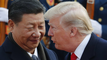 President Xi Jinping is expected to push back on President Donald Trump's tariffs demands, potentially setting up a heated dispute.