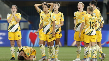 The Matildas fell short of expectations at the World Cup.