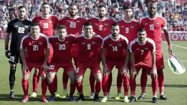 Palestine's Asian Cup isn't over yet.