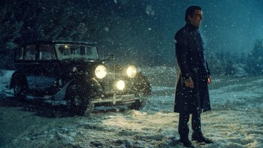 NOS4A2's Christmasland: not as magical as it sounds.