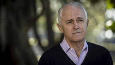 Prime Minister Malcolm Turnbull on Sunday.