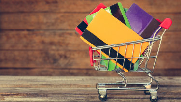 Use of credit cards is declining as we embrace digitised transactions to shop and shun traditional payment methods.
