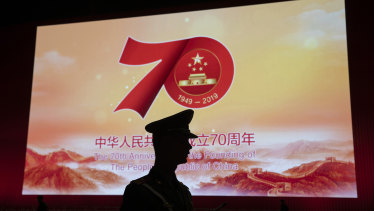 China has been pulling out all the stops to celebrate the 70th anniversary of the Founding of the People's Republic of China in Beijing.