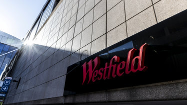 More than 93 per cent of retail stores are open across Westfield's portfolio excluding its Victorian centres.