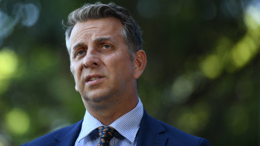 NSW Transport Minister Andrew Constance is being urged to run in the federal seat of Eden-Monaro.