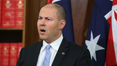 Treasurer Josh Frydenberg last week accused Labor of 'virtue-signalling' on climate change policy.