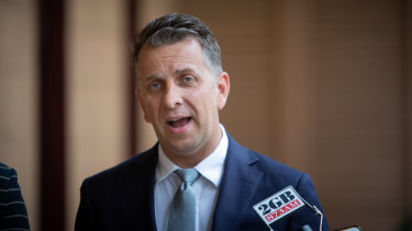 NSW Transport and Roads Minister Andrew Constance has demanded an explanation from Police Minister David Elliott.