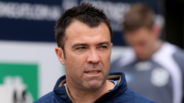 Chris Scott says it's not necessary to go back to square one.
