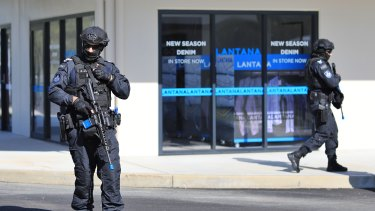 Queensland's new counter-terrorism centre was opened on Monday.