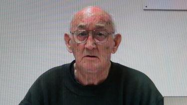 Convicted paedophile priest Gerald Ridsdale.
