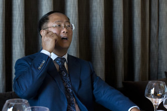 Controversial businessman  Huang Xiangmo has been accused by ASIO of being a covert agent of Chinese government influence - and had his Australian permanent residency cancelled.