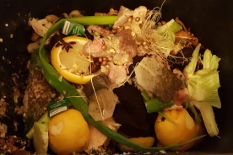 Food waste reaches a nasty end if it's sent straight to landfill.