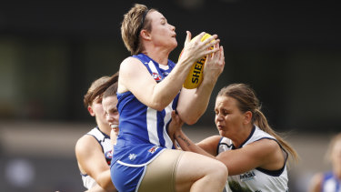Jess Duffin: the closest rival?