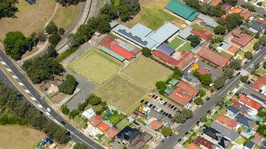 Belfield Bowling Club, south west Sydney.
