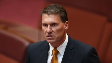 Senator Cory Bernardi has de-registered his Australian Conservatives party.