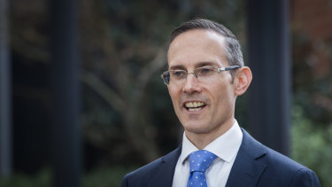 Labor's Andrew Leigh says action has to be taken on use of discretionary trusts.