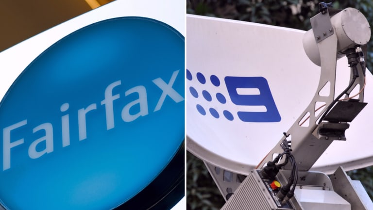Fairfax and Nine's merger will be reviewed by the ACCC