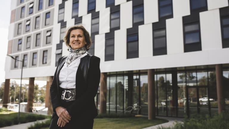 Former Universities Australia CEO Belinda Robinson will join the University of Canberra as its new vice president of university relations and strategy.