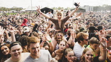 The success of the first pill-testing trial at Groovin the Moo could pave the way for more trials.