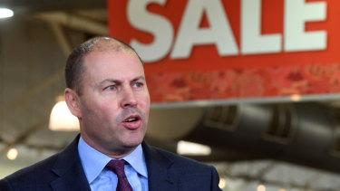 Federal Treasurer Josh Frydenberg will not urge the Queensland government to consider asset sales.