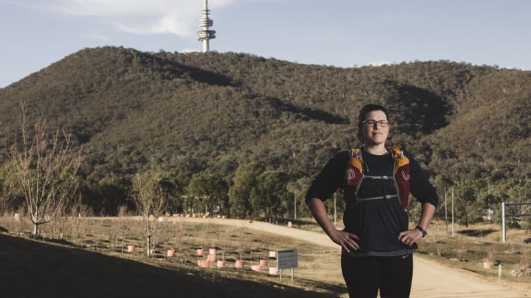 Laura Marshall is preparing for a tough ultra-triathlon later this year.