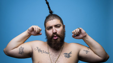 "Josh Ostrovsky, aka ""The Fat Jewish"", believes the end is nigh for influencers."