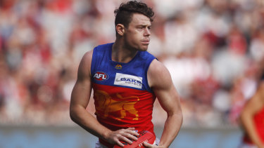 Lachie Neale has been a standout for the Lions this year.