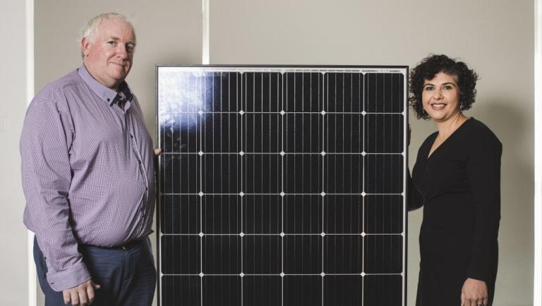Barnardos Act Receives Rooftop Solar Panel System From