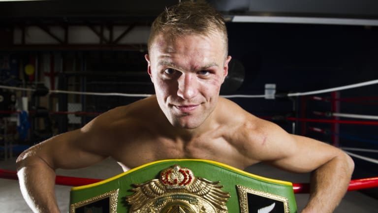 Could Dave Toussaint take on Anthony Mundine?