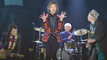 Rolling Stones frontman Mick Jagger has maintained his reputation as a jinx at World Cup games.