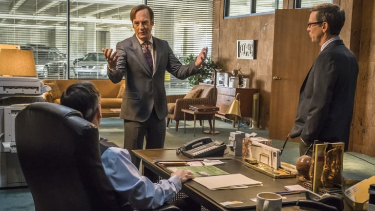 Bob Odenkirk is back in fine form in Better Call Saul's fourth season.
