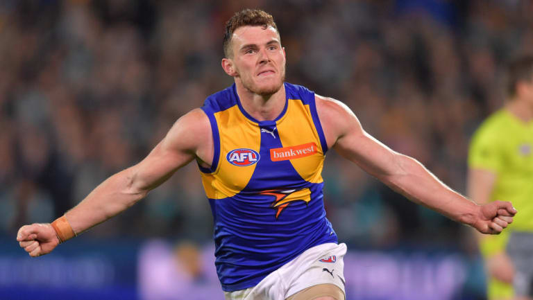 Luke Shuey looks set to miss this week with an ankle injury.