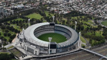 The MCG will host the grand final for the next 40 years.