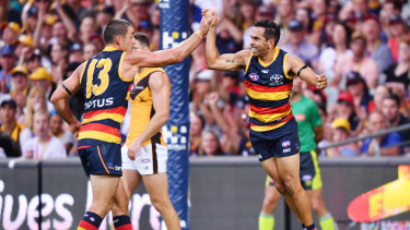 Eddie Betts has become a superstar of the game.