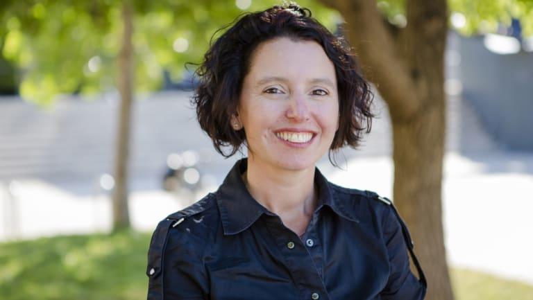 Rebecca Vassarotti was executive director of YWCA Canberra for almost a decade.