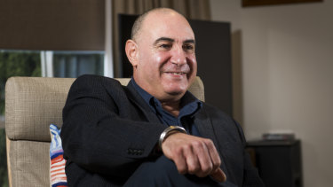 Dr John Falzon, Chief Executive of the St Vincent Paul Society National Council of Australia will throw his hat in the ring for Labor pre-selection to run for Canberra's third seat in the House of Representatives.