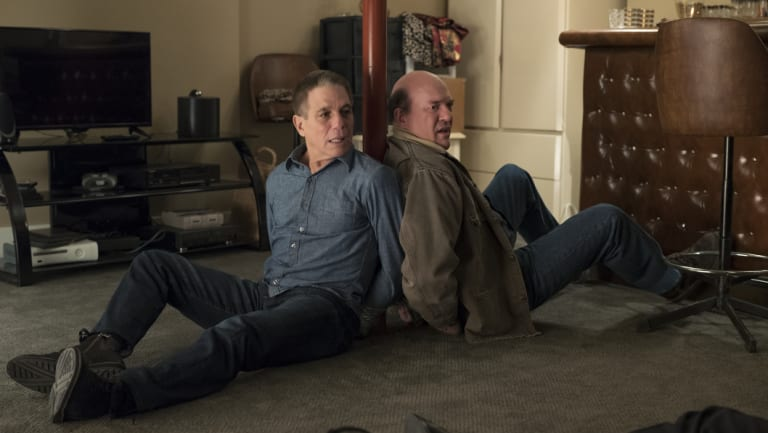 The Good Cop airs on Netflix from Friday.
