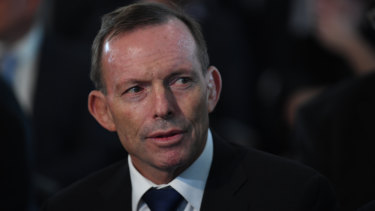 "Tony Abbott described AGL's rejection of Alinta's offer as ""a strike against the national interest by a big business""."