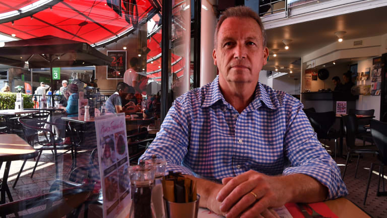 City Extra owner Steven Duff says the state fails to understand what it is like to run a private business.