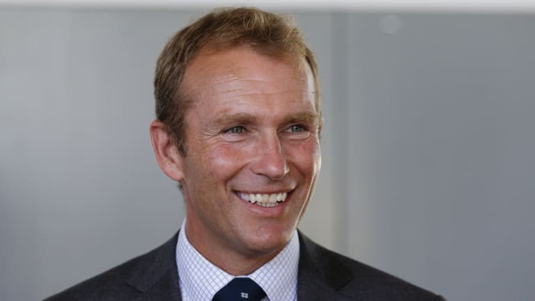 NSW Education Minister Rob Stokes said the review was 'a once-in-a-generation chance to examine, declutter, and improve the NSW curriculum'.