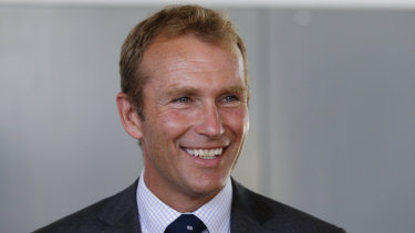 NSW Education Minister Rob Stokes says new schools are being built to be adaptive.