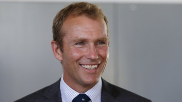 Education Minister Rob Stokes has gone cold on high-rise schools in Sydney.