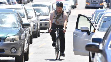 Councillors argued the safety of the ''huge volume of cyclists'' in the municipality was a priority.