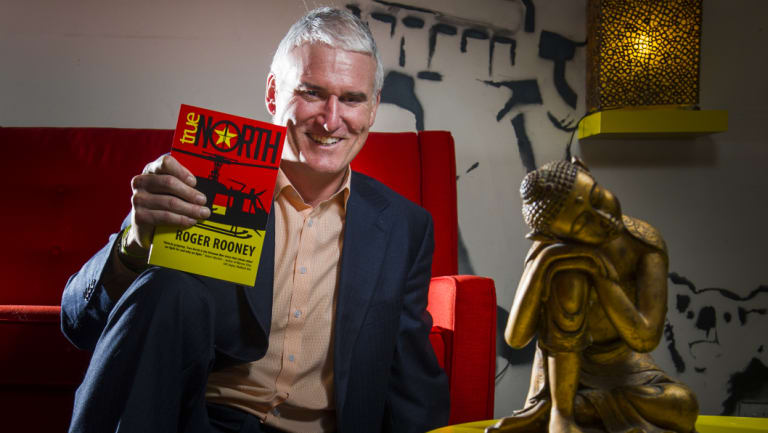"""Roger Rooney: """"Canberra is the best spot to write a military history book in Australia."""""""