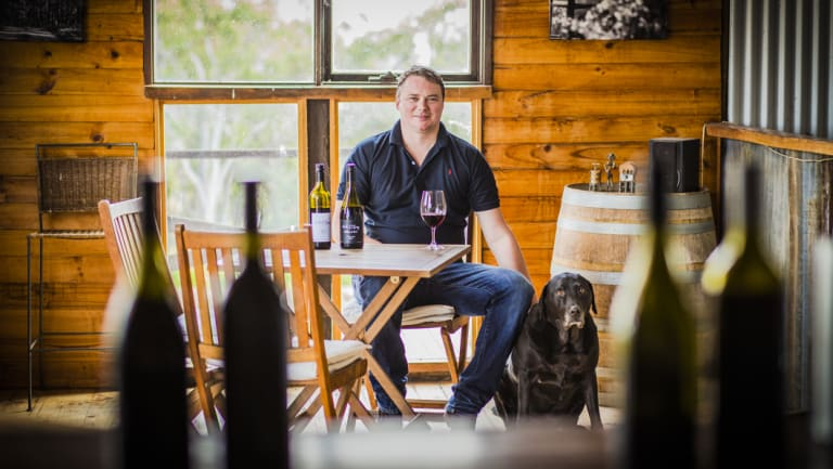 Join Nick O'Leary for a tasting of his wines at Duck's Nuts, Dickson.
