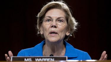 Elizabeth Warren would break up Facebook.