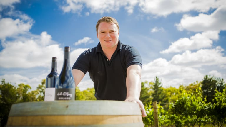 """Nick O'Leary: """"2018 is probably one of the best vintages I've seen."""""""